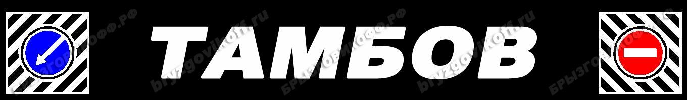 Брызговик бампера - 07262.014 - Тамбов