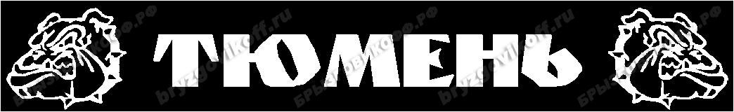 Брызговик бампера - 05006.083 - Тюмень