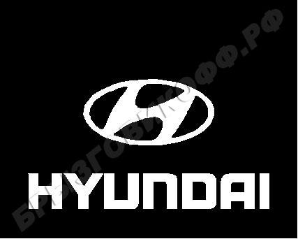 Брызговик крыла - 24903.454 - Hyundai
