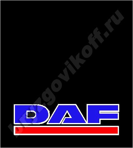 Брызговик крыла - 20100.464 - Daf
