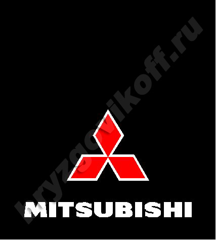 Брызговик кузова - 24201.464 - Mitsubishi