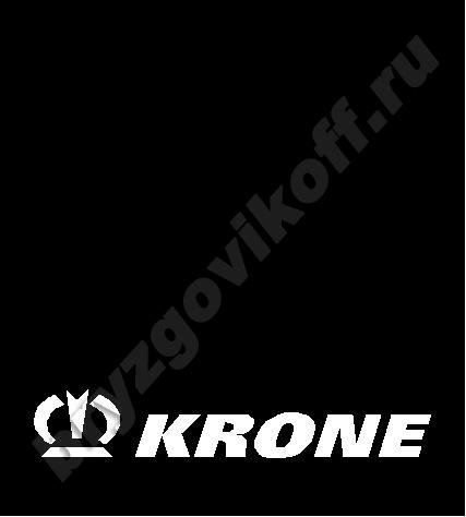 Брызговик рамы - 40001.464 - Krone