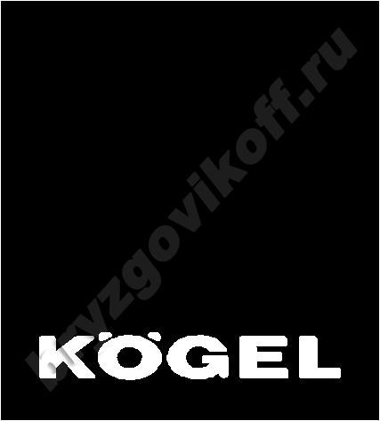 Брызговик крыла - 40101.464 - Kogel