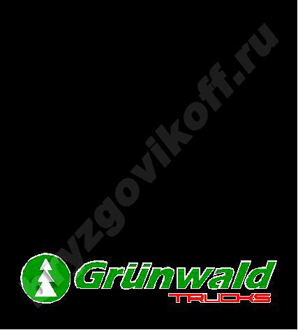 Брызговик рамы - 40401.464 - Grunwald
