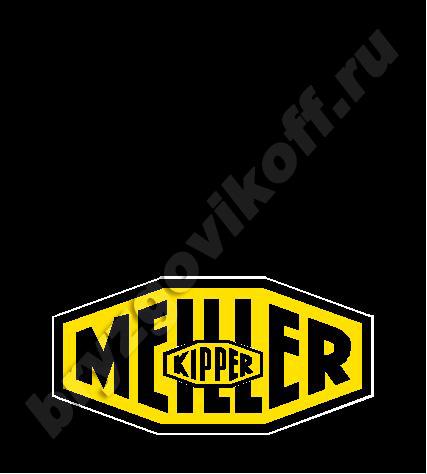 Брызговик крыла - 40600.464 - Meiller Kipper