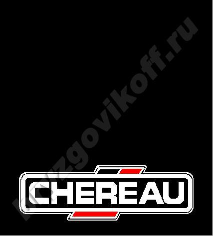 Брызговик рамы - 41300.464 - Chereau