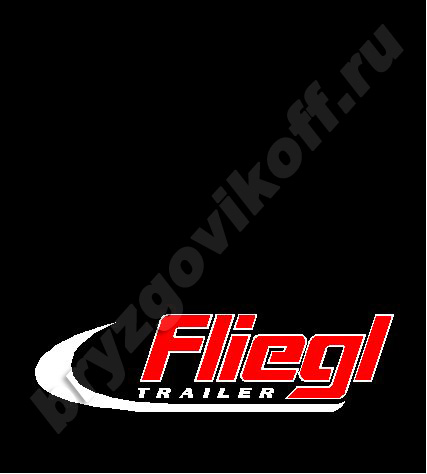 Брызговик рамы - 41500.464 - Fliegl
