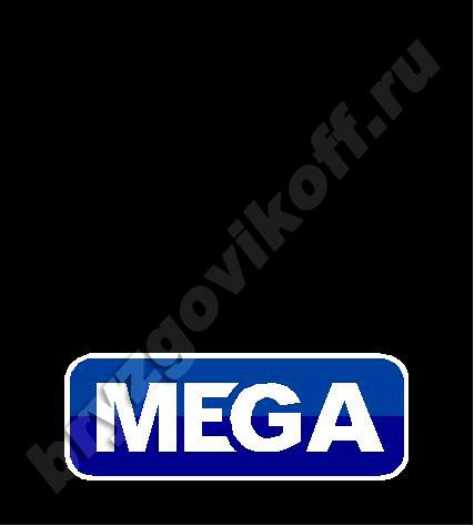 Брызговик рамы - 42200.464 - Mega