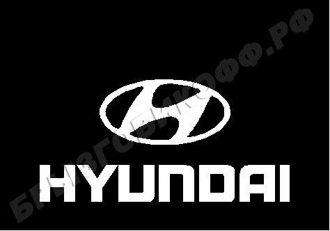 Брызговик крыла - 24901.524 - Hyundai
